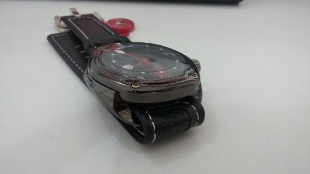 af117cb1c84 Relógio Alien Amst Original A Prova D água - Bijouterias