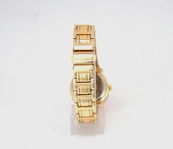 79a4c154046 Relógio Feminino Bvlgari Dourado - Bijouterias