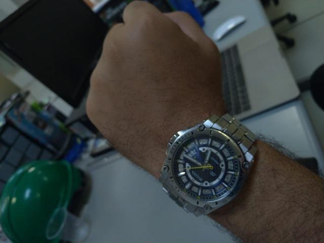 de8d39bc5f0 Relógio Bulova Precisionist - Bijouterias