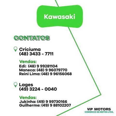 Kawasaki Z 900 Verde 2019 - Foto 10