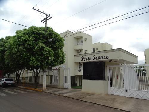 Apartamento Residencial Porto Seguro 82 m² sendo 03 dormitórios completo com armários