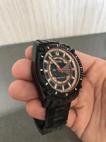 6209cf4d8e4 Relógio bulova precisionist original - Bijouterias