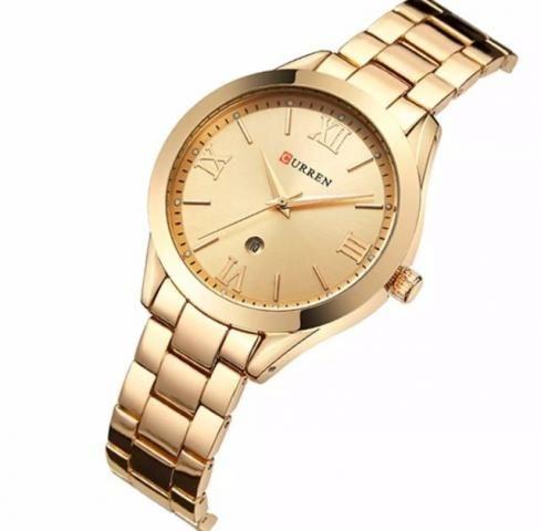 6e2c184a65a Relógios Curren-Femininos Quartzo Originais Novos - Bijouterias ...
