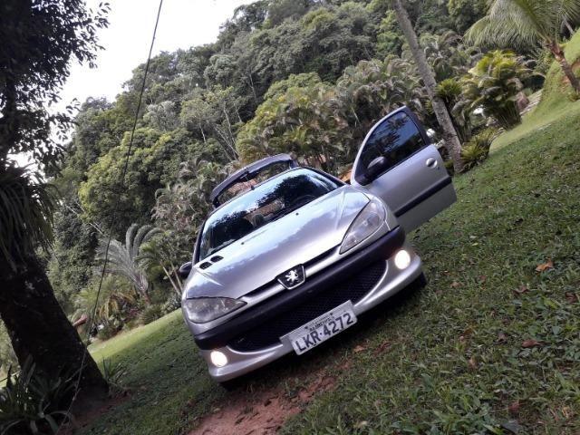 Peugeot 206, 2º Dono, Manual, Chave Reserva, Troca Maior Valor, Nada a Fazer