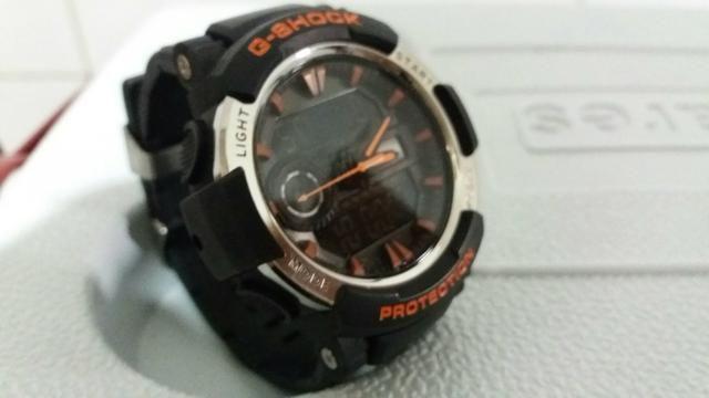 acdcbe2f20f Relógio g shock digital e analógico top - Bijouterias