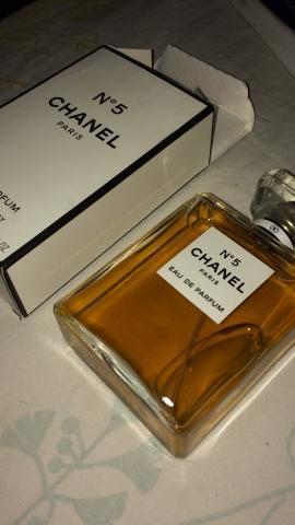 Perfume chanel 5 original