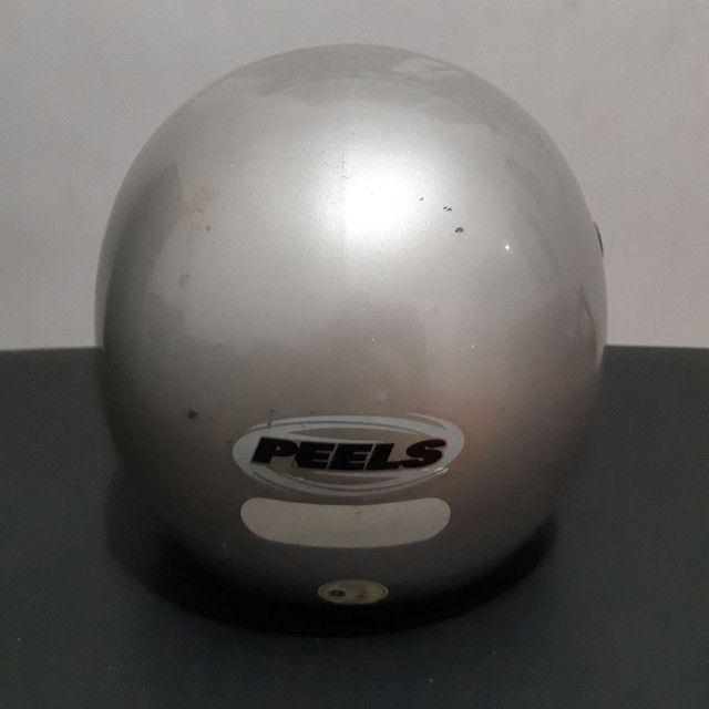Capacete Peels F21 58 - Foto 2