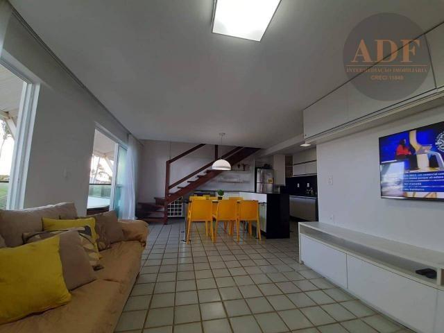 Âncorar - apartamento duplex - 3 quartos à Beira-mar de Porto de Galinhas Locação por Temp - Foto 8