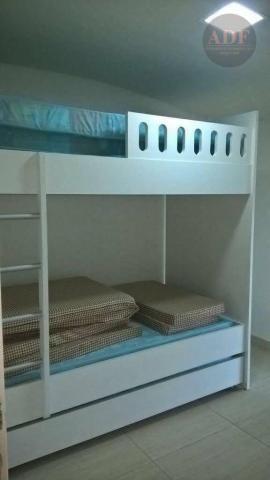 Âncorar - apartamento duplex - 3 quartos à Beira-mar de Porto de Galinhas Locação por Temp - Foto 19