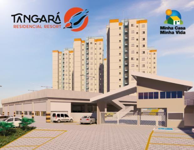 Tangará Residencial Resort - apartamento com 2 quartos em Jacareí - SP - Foto 15