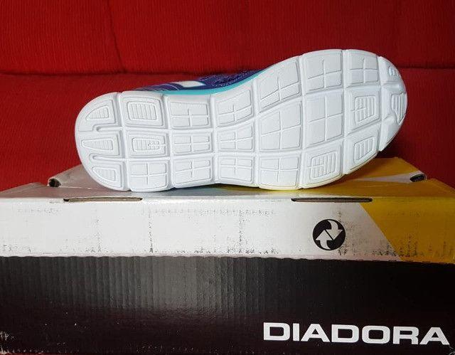 Tênis Feminino Diadora Original 35 ou 36 - Foto 4