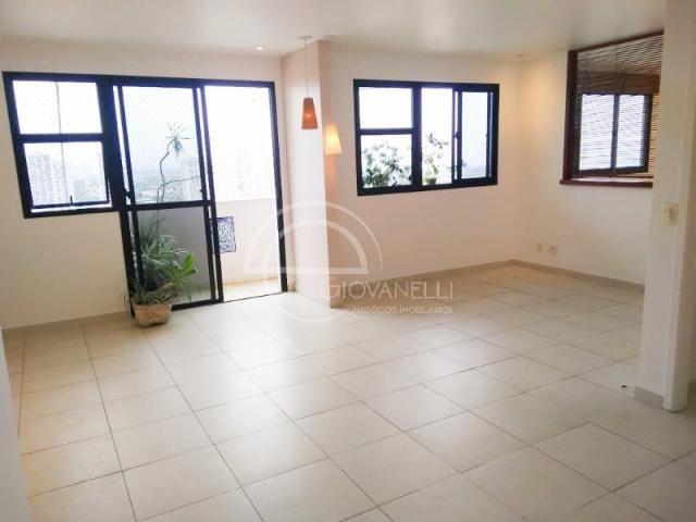 Apartamento para locação no condomínio Barra Bali Special Barra da Tijuca