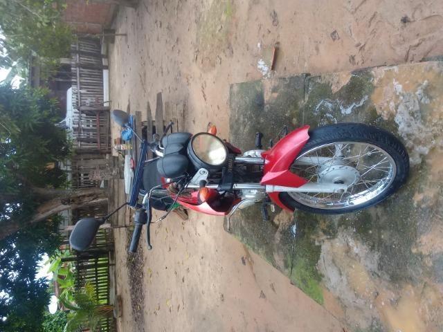 Vendo uma moto ou troco - Foto 4