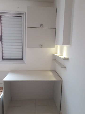 Excelente apartamento mobiliado próximo ao Comper da Tamandaré - Foto 8