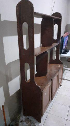Estante de madeira. Oferta pra comprar agora - Foto 6