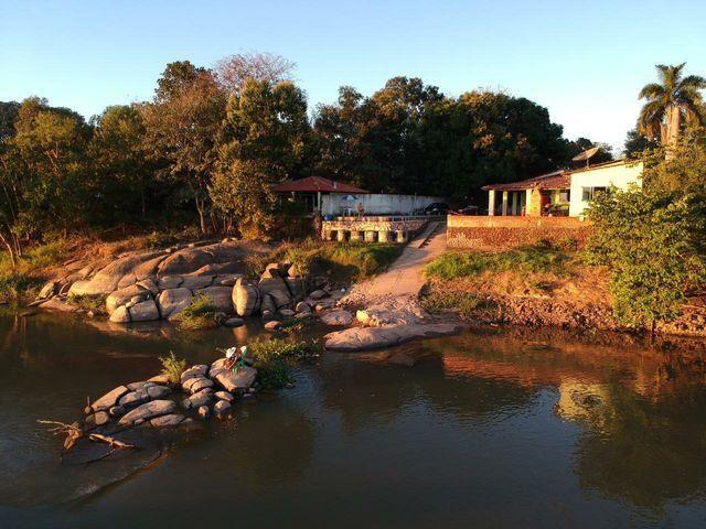 Casa na beira do Rio Araguaia/Aruana - Foto 13