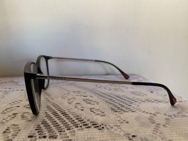 Armação Óculos Prada Modelo Dg01o1 Original - Foto 2