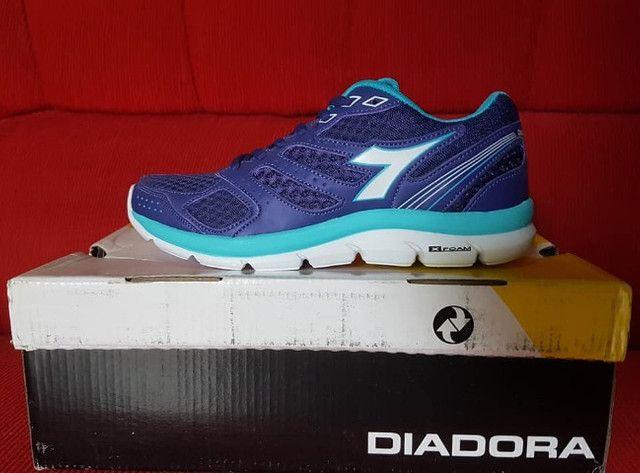 Tênis Feminino Diadora Original 35 ou 36