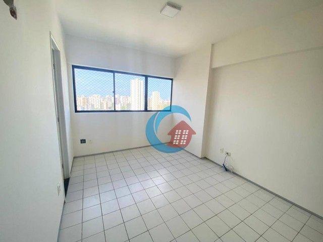 Apartamento com 4 quartos para alugar, 210 m² por R$ 6.500/mês - Casa Forte - Recife/PE - Foto 16
