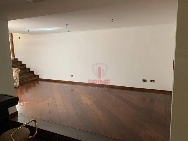 Sobrado com 4 dormitórios para alugar, 370 m² por R$ 5.700,00/mês - Araxá - Londrina/PR - Foto 7