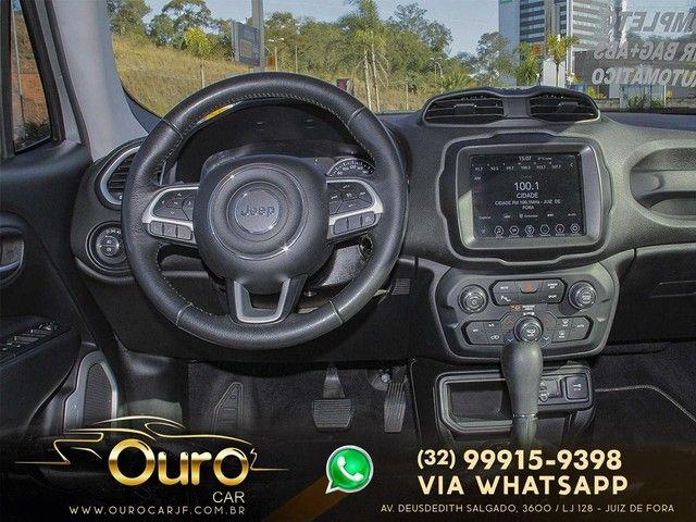 Jeep Renegade Longitude 1.8 4x2 Flex 16V Aut. 2019 *Impecável* Novíssimo* - Foto 8