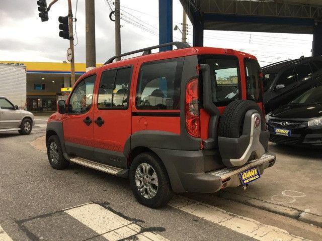 Fiat Doblo 1.8 Adventure Xingu - Foto 3