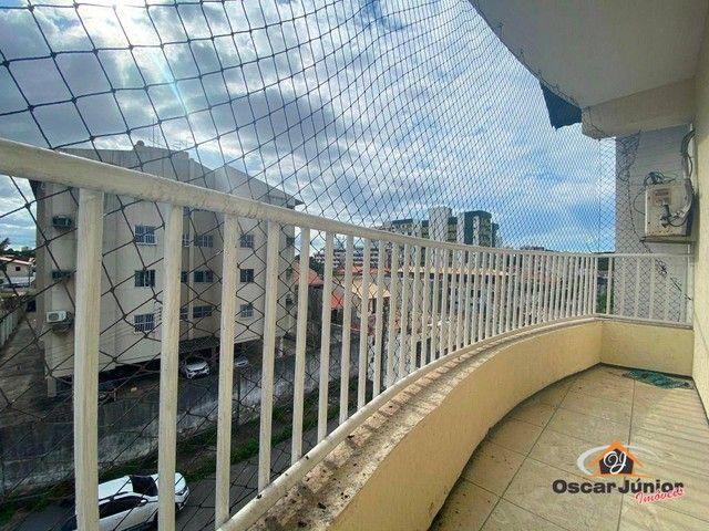Apartamento com 3 dormitórios à venda, 64 m² por R$ 198.000,00 - Vila União - Fortaleza/CE - Foto 18
