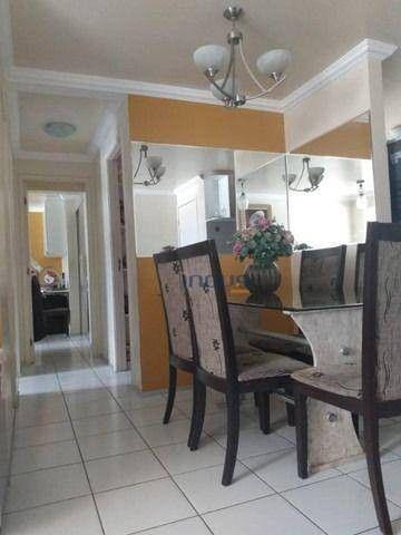 Apartamento com 3 dormitórios à venda, 67 m² por R$ 289.000,00 - Maraponga - Fortaleza/CE - Foto 10