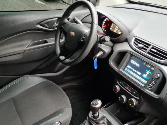 Chevrolet Prisma 2019 LT 1.4 8V Flex Completo Novisímo - Foto 9