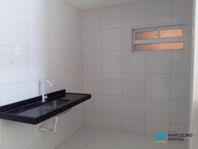 Apartamento com 2 dormitórios para alugar, 67 m² por R$ 1.309,00/mês - Vila União - Fortal - Foto 10