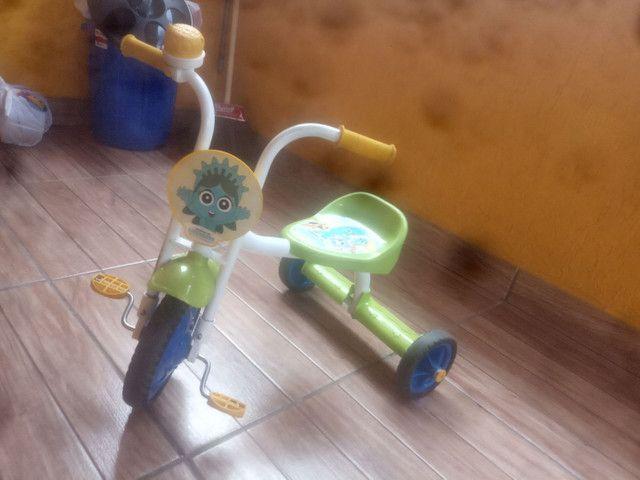 carrinho tipo tricolo - Foto 2