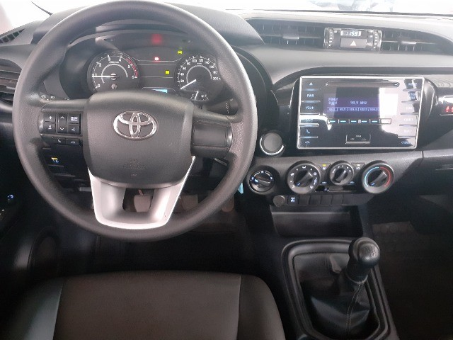 Toyota Hilux 2019 4x4 Diesel, Prata Liberada - Foto 9