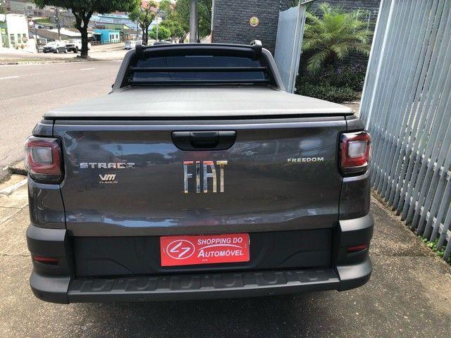 Fiat strada freedom cs completa de tudo único aceito troca 36221004  * - Foto 3