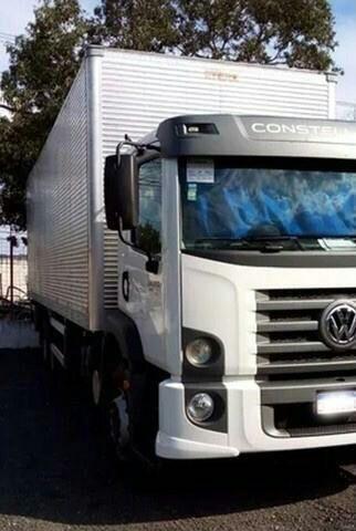 Caminhão baú VW 24260 - Foto 3