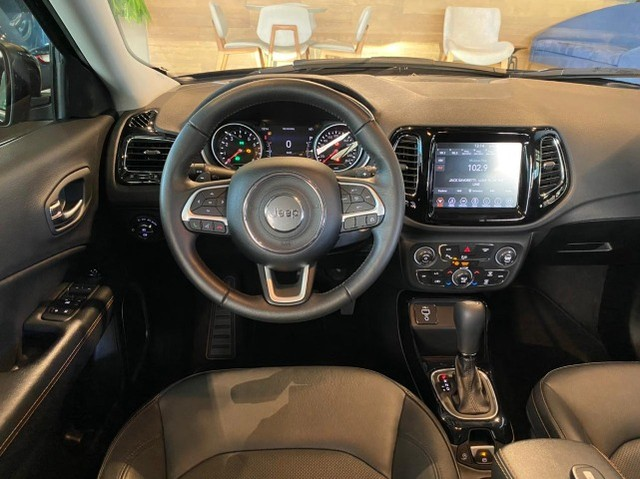 Jeep Compass Limited 2.0 Flex Automático 2020 - Foto 11