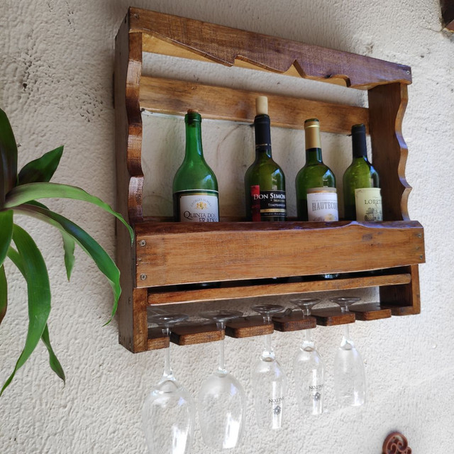 Adega bebida rústica - Foto 6
