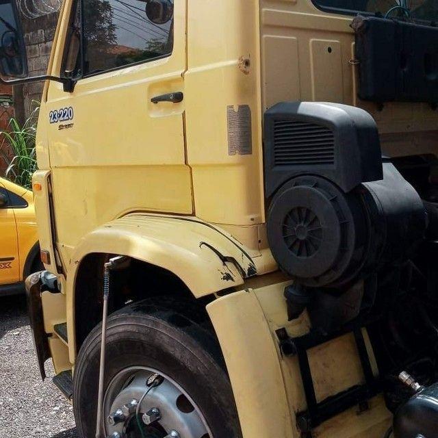 Caminhão caçamba  - Foto 3
