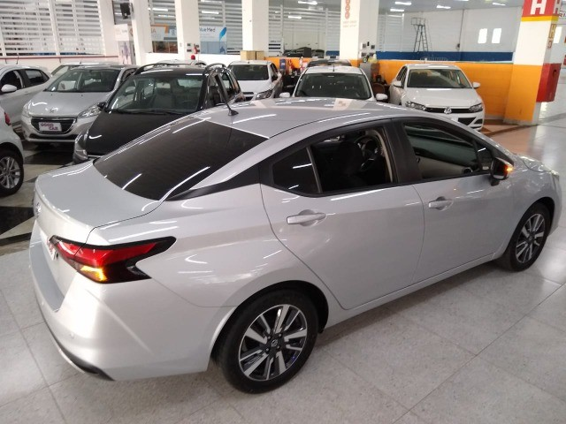 Nissan Versa 1.6 16V Flex Advance Xtronic - Foto 3