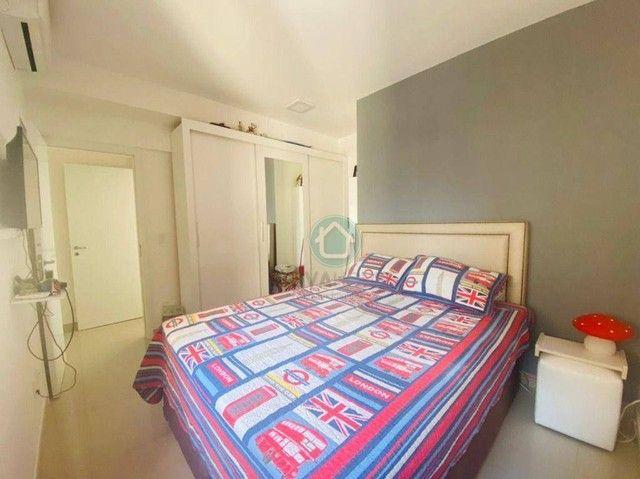 Apartamento à venda, 116 m² por R$ 1.170.000,00 - Vivenda do Bosque - Campo Grande/MS - Foto 13