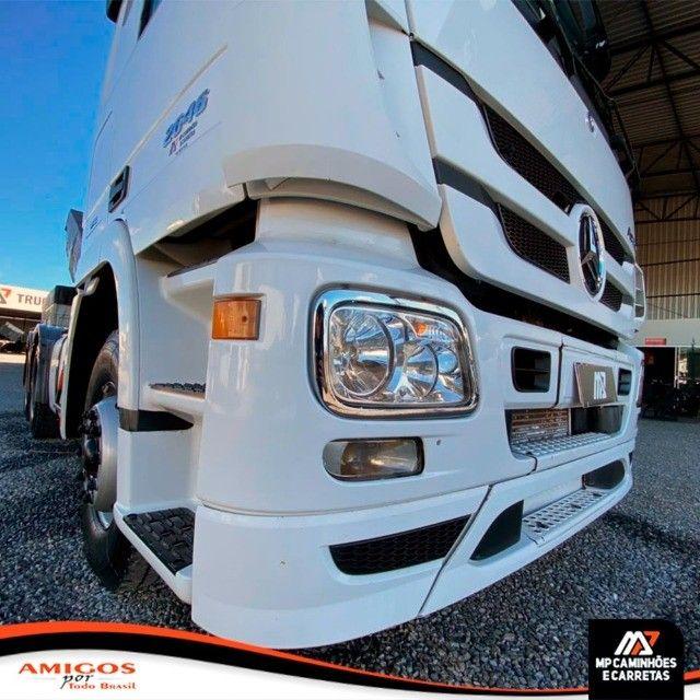Cavalo Mecânico Mercedes-benz Actros 2646 6x4 2014 - Foto 8