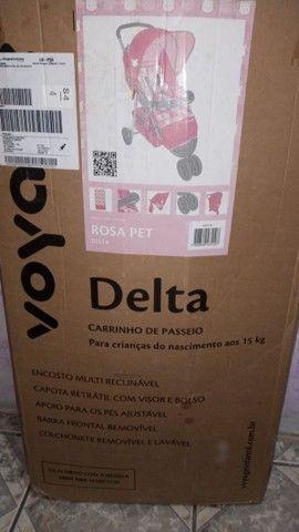 Carrinho Bebe Voyage Delta - Foto 5