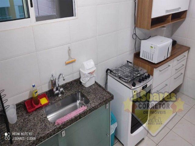 Tambaú, Mobiliado, 2 quartos, suít, 70m², R$ 2.300, Aluguel, Apartamento, João Pessoa - Foto 4