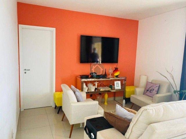 Apartamento à venda, 116 m² por R$ 1.170.000,00 - Vivenda do Bosque - Campo Grande/MS - Foto 3