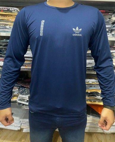 Blusas masculinas Adidas Nike Mizzuno - Foto 3