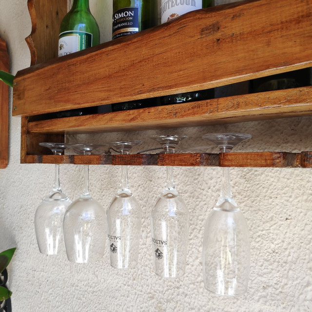 Adega bebida rústica - Foto 5