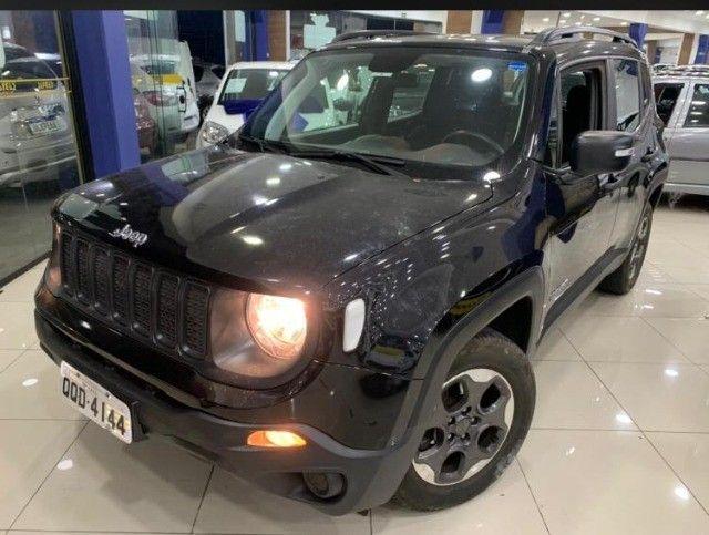 Jeep Renegade Sport 2019 Manual Em Até 60x SEM Entrada Com Garantia