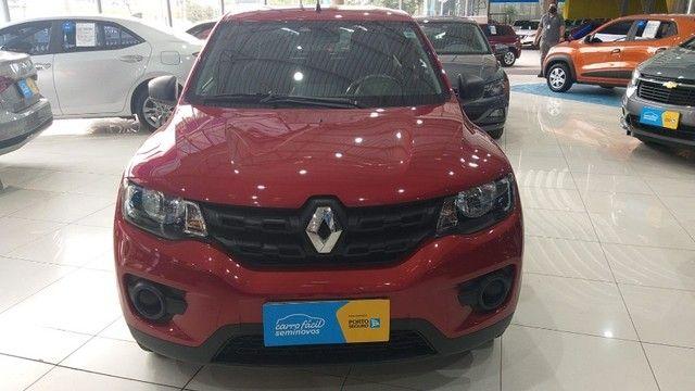 Renault Kwid Zen 1.0 12V 2020 manual - Foto 7