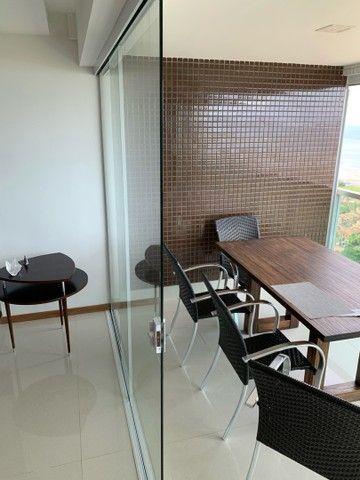 Vendo porta vidro de correr blindex 5,10x2,20 - Foto 2