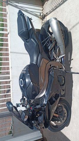 Sucata de moto para venda de peças Suzuki gsx-r srad1000 ano 2011 até 2016 - Foto 2