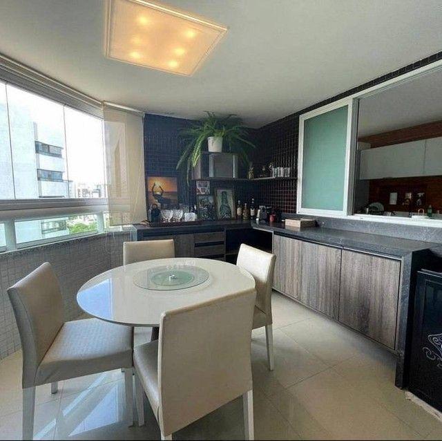 Apartamento para venda com 208 metros quadrados com 4 quartos em Patamares - Salvador - BA - Foto 5